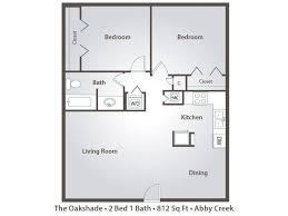 2 bedroom 1 bath floor plans 2 bedroom apartment floor plans pricing abby creek carmichael ca