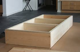 28 how to make an easy platform bed frame easy build