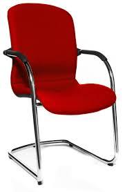 siege visiteur fauteuil visiteur tissu rembourré ota
