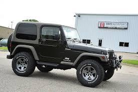 2005 jeep wrangler unlimited rubicon for sale davis autosports 2005 jeep wrangler sport for sale lift