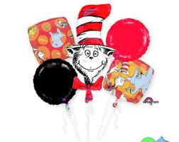 dr seuss balloons dr seuss balloon etsy