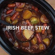 alton brown beef stew slow cooker irish beef stew is on the favorite family recipes