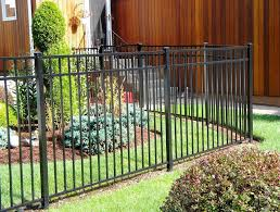 Patio Fence Ideas Metal Patio Fence Ideas Home Design Ideas