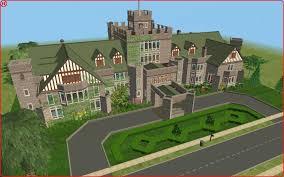 mod the sims hatley castle victoria bc