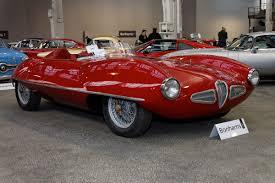 coachbuild com touring alfa romeo 1900 c52 disco volante 1952 1953