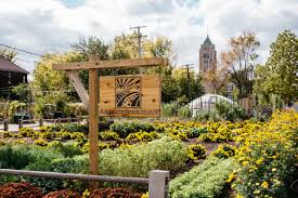 Garden Urban Growing Agrihoods The Next Frontier In Urban Revitalization