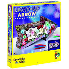 creativity for kids light up marquee craft kits