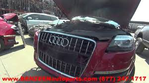 audi jeep 2010 2010 audi q7 parts for sale 1 year warranty youtube
