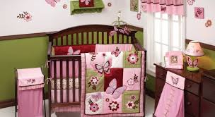 cribs creating beautiful baby bedding beautiful crib