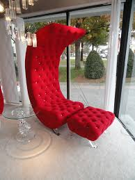 that red chair home design 2 sell