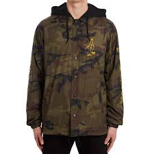 Bench Windbreaker Bench Warmer Jacket Camo