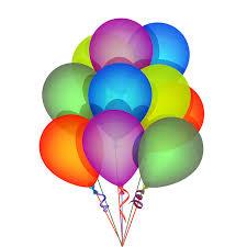 birthday balloons birthday balloons clip clipart photo 3 clipartix