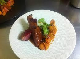 cuisine basse filet de canette cuisson basse température sauce miel soja