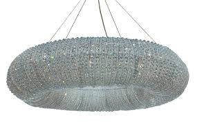 Cristal Chandelier by Lightupmyhome Ring 10 Light Crystal Chandelier U0026 Reviews Wayfair