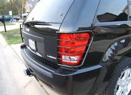 2002 jeep grand cherokee tail light jeep grand cherokee aries taillight guard covers