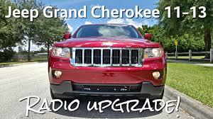 jeep grand cherokee 11 13 installation u0026 review radio updrade