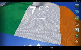 Irish Republican Army Flag 3d Ireland Flag Live Wallpaper Android Apps On Google Play