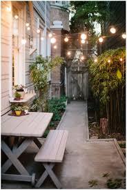 Backyard Lighting Pinterest Backyards Stupendous Outdoor Lighting 45 Pinterest Garden Ideas