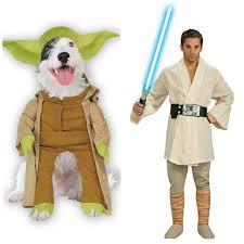 Luke Skywalker Halloween Costume 10 Clever Halloween Costume Ideas Pet
