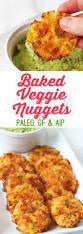 paleo baked veggie nuggets aip gluten free dairy free