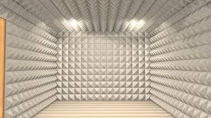 sound proof room anechoic chamber motion background videoblocks