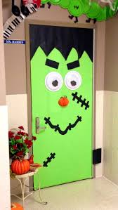 decoration magnificent ideas about halloween door decorations