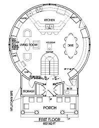 silo house plans grain bin home floor plan for the loft pinterest silo house