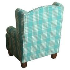 anderson juvenile wingback chair kids upholstered chair and