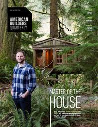 American Builders And Craftsmen American Builders Quarterly 62 By Guerrero Howe Custom Media Issuu