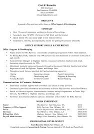 free resume samples for office assistant resumeseed intended 23