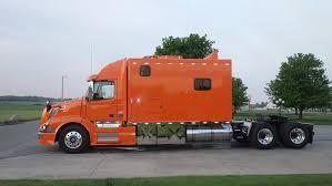 2018 volvo semi truck 2018 volvo vnl with 144 inch ari legacy ii rb sleeper 1582