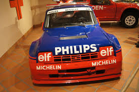 renault super 5 1987 renault r5 maxi turbo super production museum exhibit