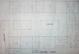 Vegetable Garden Plot Layout by January 2009 Henbogle