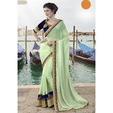 aloe vera green color saree sku no dfz5298 80060