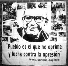 Enrique Anguelelli, el obispo que denunció las desapariciones durante la dictadura en Argentina.