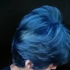saphire black hair ion color brilliance semi permanent gemstones brights sapphire