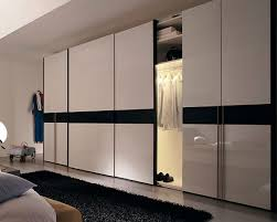 Bedroom Fitted Wardrobes Godrej Wardrobe Hinged Mirrored Doors Made To Measure Ikea Sliding