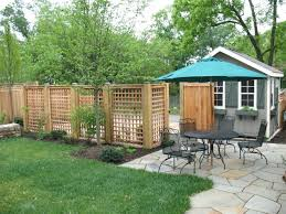Backyard Screening Ideas Patio Ideas Privacy Screen For Deck Porch And Patio Railings Diy