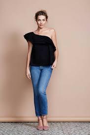 one shoulder blouse one shoulder blouse belinda humphrey