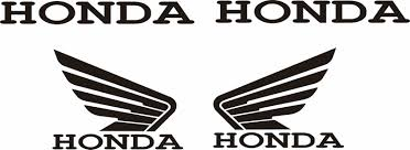 honda logos image gallery honda wing logo