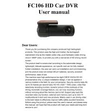 mini cam full hd 1080p wifi smart car dvr camera video recorder
