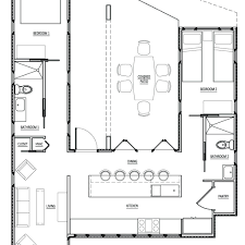 40 shipping container floor plans 5shipping tiny house plan