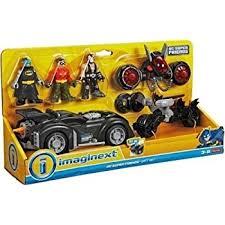 imaginext dc super friends batman batcave playset imaginext