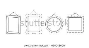 picture frame icon stock images royalty free images u0026 vectors