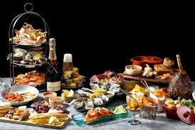 buffet cuisine en pin บ ฟเฟ ต กาลาด นเนอร ค ำค นของว นท 31 ธ นวาคม โรงแรมปท มว น ปร น