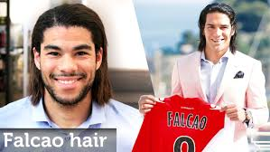 hair like radamel falcao long football hairstyle for men