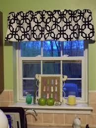 ac2985 modern kitchen curtains ideas