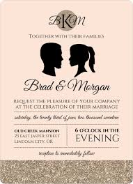 wedding invitations by how to word wedding invitations invitation wording ideas etiquette