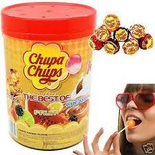 chupa chup chupa chups 100 best of chupa chup lollipops assorted flavour bulk
