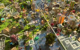 Minecraft America Map by Deboomfotografie Part 3